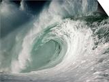 Shorebreak Waves in Waimea Bay