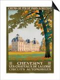 Cheverny les Chateaux de la Loire