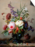 A Still Life of Summer Flowers