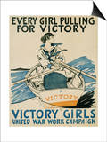 Every Girl Pulling for Victory