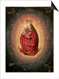 The Glorification of the Virgin