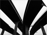 Highway Overpass by Brett Weston