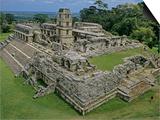 Palenque  Maya  Mexico