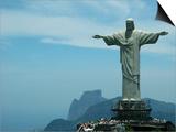 Christ the Redeemer on Corcovado Mountain  Rio De Janeiro  November 2004