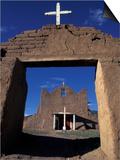 Picuris Pueblo  New Mexico  USA