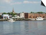 Riverfront Skyline  Wilmington  North Carolina