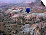Balloon Ride over Cappadocia  Turkey