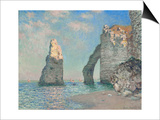 The Cliffs at Etretat