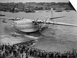 Sanders Roe Princess Flying Boat  August 1952
