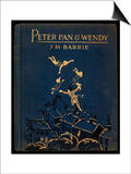 Cover of Peter Pan and Wendy