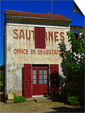 Sauternes Office De Degustation (Wine Tasting Office)  Bordeaux  France