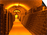Underground Wine Cellar  Champagne Francois Seconde  Sillery Grand Cru