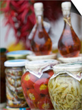 Marinated Vegetables  Positano  Amalfi Coast  Campania  Italy