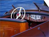 Antique and Classic Boat Society Show on Lake Washington  Seattle  Washington  USA