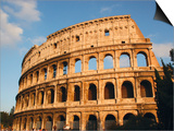 Roman Art  the Colosseum or Flavian Amphitheatre  Rome  Italy