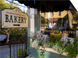 Bakery at Mill Falls Marketplace in Meredith  New Hampshire