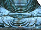 Great Buddha Detail  Kotokuji Temple  Kamakura  Japan