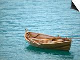 Traditional Lapstrake Rowboat  Sognefjord  Norway
