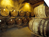 Aging of Armagnac in Gascony Oak Barrels  Aquitania  France