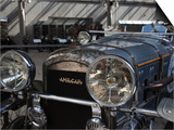 1930s-Era Amilcar Racing Car  Riga Motor Museum  Riga  Latvia