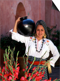 Native Woman  Tourism in Oaxaca  Mexico