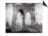 Brooklyn Bridge in Verichrome