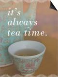 It's Always Tea Time