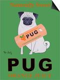 Pug Orange Juice