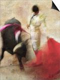 San Miguel  Bullfight No2