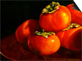 Five Persimmons
