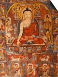 India  Ladakh  Alchi  Alchi Tsatsapuri Is a Little-Know Temple Complex Close to Very Famous Alchi C