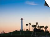 California  Long Beach  Shoreline Village Lighthouse  USA