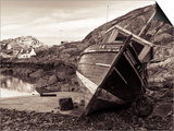 Stockinish Harbour on the Isle of Harris  Hebrides  Scotland  UK