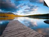 Maine  Baxter State Park  Daicey Pond  USA