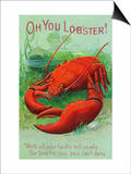Oh You Lobster Scene