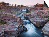 USA  South Dakota  Sioux Falls  Sioux Falls Park