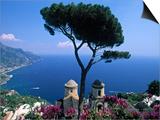 Villa Rufolo  Ravello  Amalfi Coast  Italy