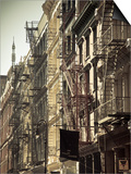 Cast Iron Architecture  Greene Street  Soho  Manhattan  New York City  USA