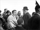 Malcolm X  Adam Clayton Powell