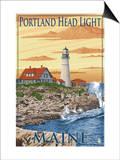 Portland Head Light - Portland  Maine