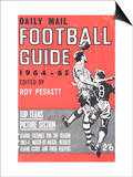 Daily Mail  Football Guide 1964-65