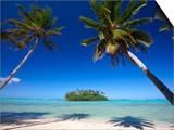 Muri Beach  Rarotonga  Cook Islands  South Pacific