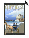Cliff House  San Francisco  California