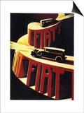 1930's Fiat Car