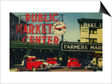 Pike Place Market  Seattle  WA - Seattle  WA