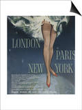 1960's Tights London Paris New York