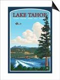 Recreation  Lake Tahoe  California