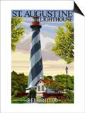 St Augustine  Florida Lighthouse