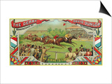 Petersburg  Virginia  The Derby Brand Tobacco Label