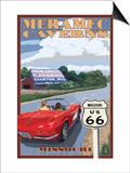 Meramec Caverns  Missouri - Route 66 and Barn